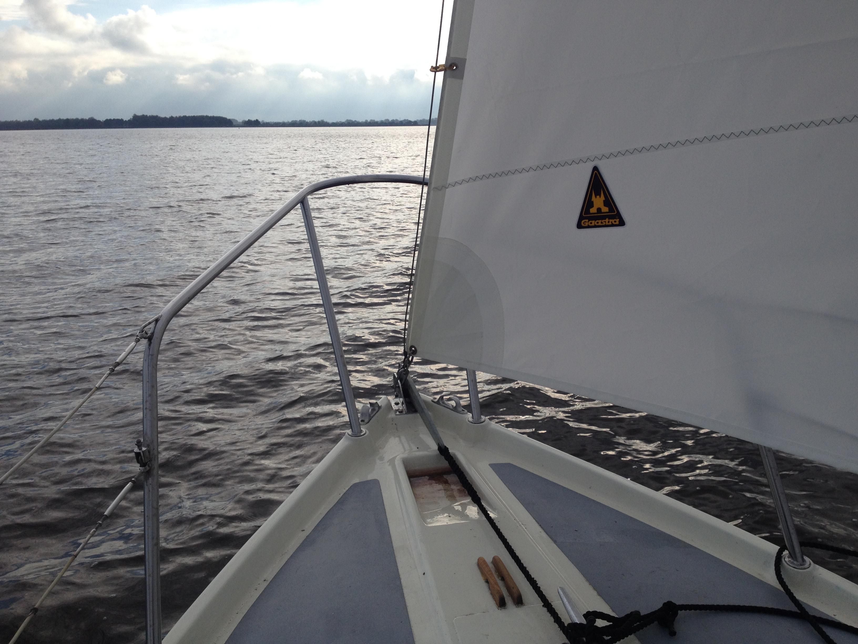 Beste Cursus zeilen in een kleine kajuitzeilboot in Groningen BJ-34